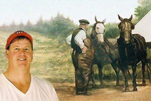 Steve Brock of Sun Prairie, WI